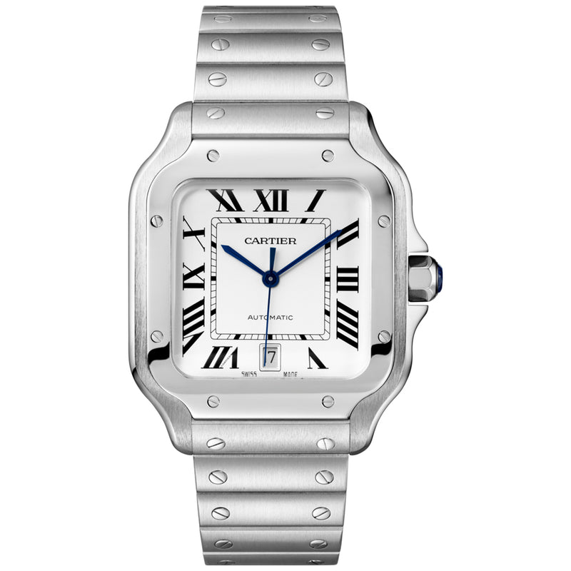 Santos de Cartier Watch LM WSSA0018