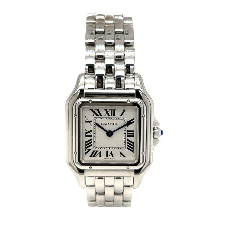 Cartier Panthere Small Stainless Steel - Certified Pre-Owned
