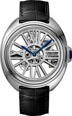 Clé de Cartier Automatic Skeleton Watch Caliber 9621 MC