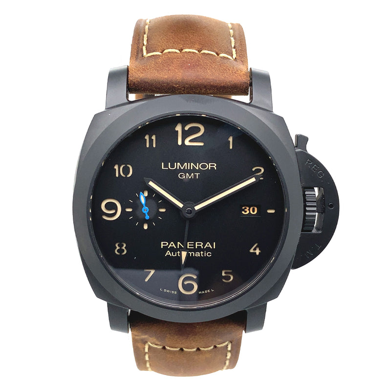 Panerai Luminor GMT 44MM PAM01441- Certified Pre-Owned
