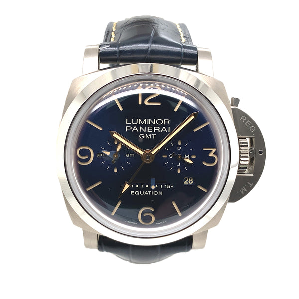 Panerai Luminor Equation Of Time 47mm PAM00670 - Pre-Owned