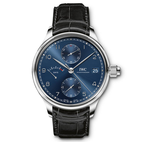 "IWC Portugieser Hand-Wound Monopusher Edition ""Laureus Sport for Good"" IW515301"
