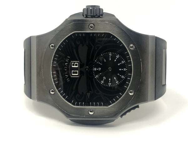 Bulgari Endurer All Blacks Special Rugby Edition BRE56 - Pre-Owned