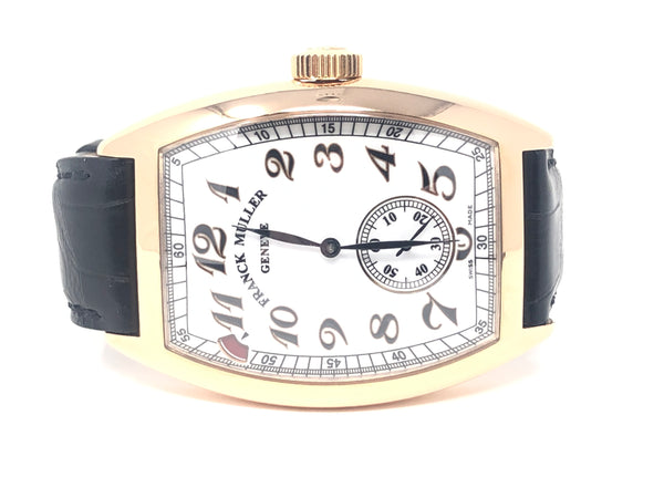 Franck Muller Vintage Rose Gold 39MM 7885 B S6 - Pre-Owned
