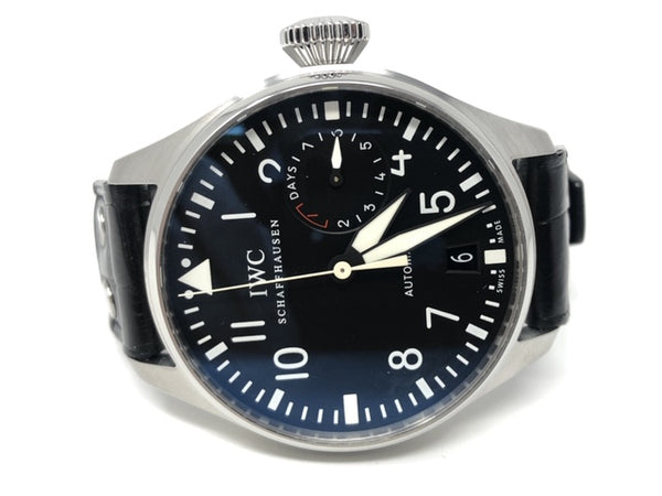 IWC Big Pilot Steel 46MM Automatic IW500901 - Certified Pre-Owned