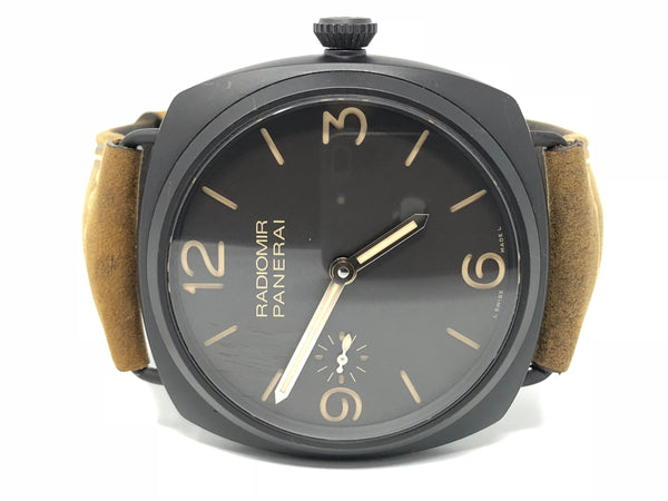 Panerai Radiomir 47MM Composite Case Mechanical PAM 504 - Certified Pre-Owned