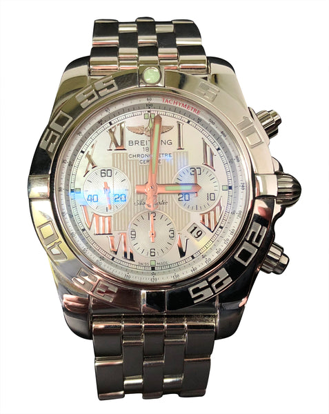 Breitling Chronomat B01 Stainless Steel AB011012/A691-Certified Pre-Owned