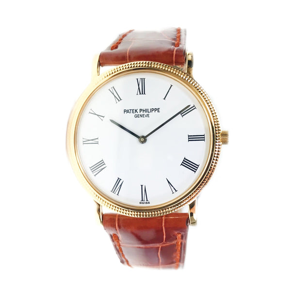 Patek Philippe Calatrava 3520-Certified Pre-Owned