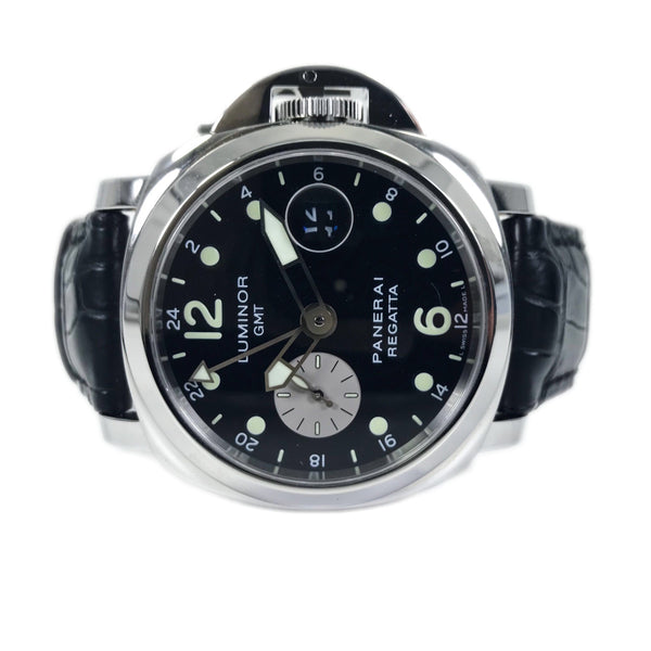 Panerai Luminor Special Edition GMT Regatta 2002 PAM 156 44MM - Certified Pre-Owned
