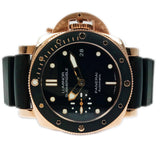 Panerai Luminor Submersible 1950 3 Days Oro Rosso 42mm PAM00684 - Certified Pre-Owned