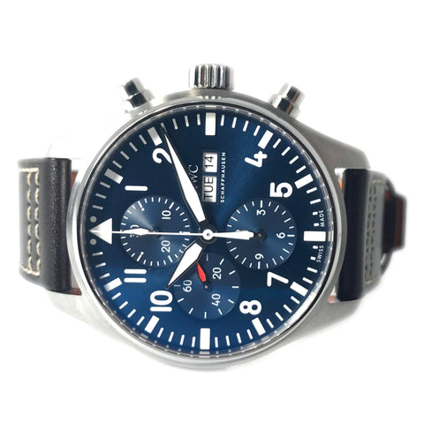 IWC Pilot Chronograph Le Petit Prince IW377717 - Certified Pre-Owned