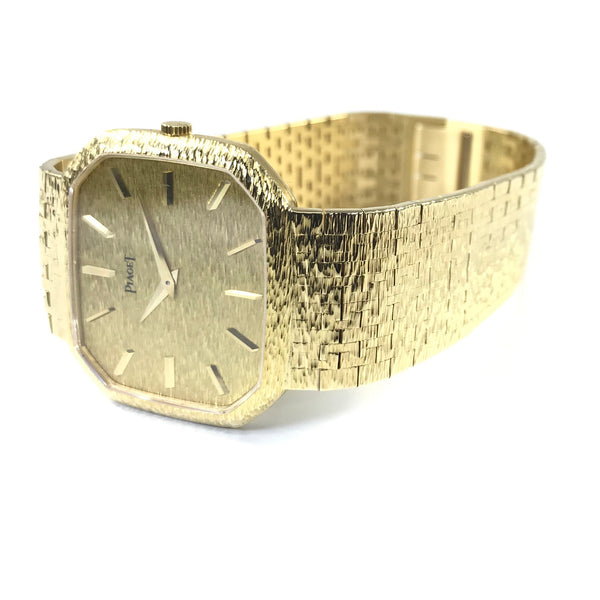 Piaget Polo 18k Yellow Gold - Pre-Owned