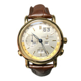 Ulysse Nardin GMT +/- Perpetual 39MM 18KT Gold 321-22 - Pre-Owned
