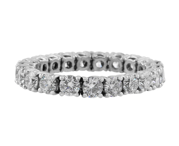 Riviera Flexible Diamond Mesh Ring
