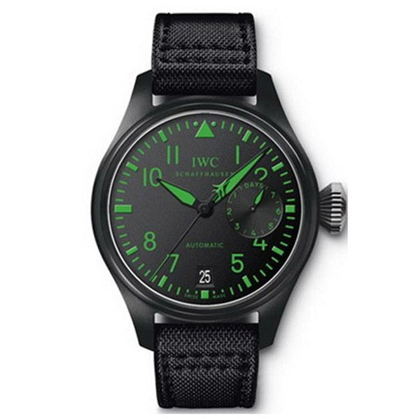 IWC Big Pilot's Watch Top Gun Boutique Green Edition IW501903