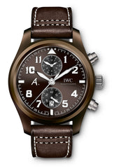 "IWC Pilot's Watch Chronograph ""The Last Flight"" IW388004"