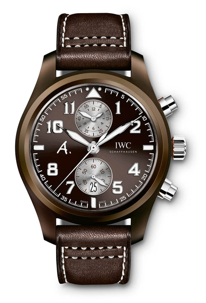 "IWC Pilot's Watch Chronograph ""The Last Flight"" IW388005"