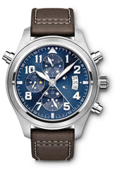 "IWC Pilot's Watch Double Chronograph ""Le Petit Prince"" IW371807"