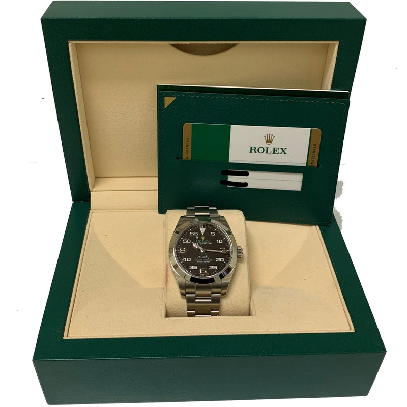 Rolex Air-King Stainless Steel 40MM 116900 - Pre-Owned