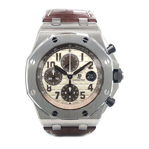 Audemars Piguet Royal Oak Offshore Safari  - Certified Pre-Owned