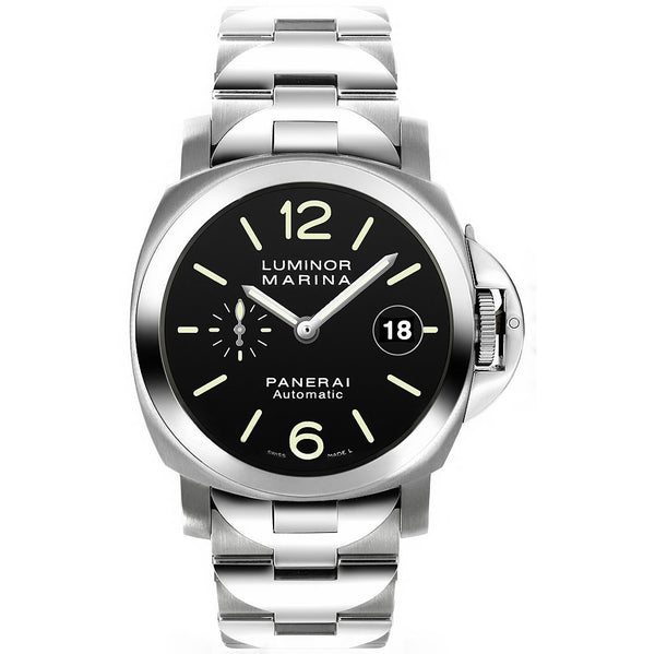 Panerai Luminor Marina Automatic 40mm Steel Watch PAM00050
