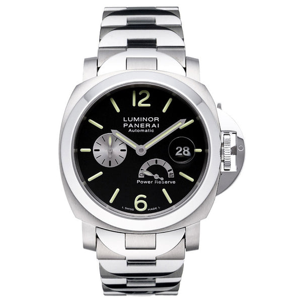Certified Preowned Panerai Luminor 44mm Steel and Titanium Watch PAM00171