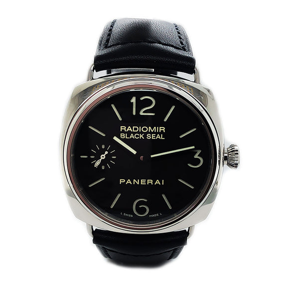 Panerai Radiomir Black Seal 45MM PAM00183 - Certified Pre-Owned