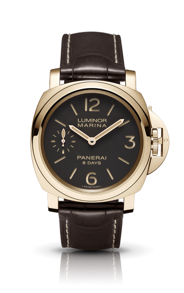Panerai Luminor Marina 8 Days Oro Rosso 44mm PAM00511