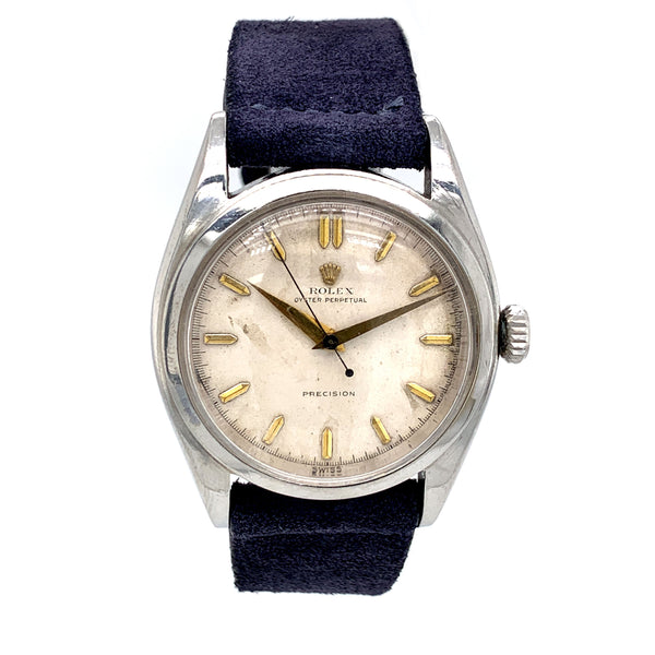 Vintage Rolex Oyster Perpetual Precision 6098 - Pre-Owned