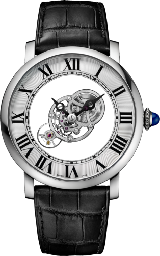 Rotonde de Cartier Astromystérieux Watch Caliber 9462 MC