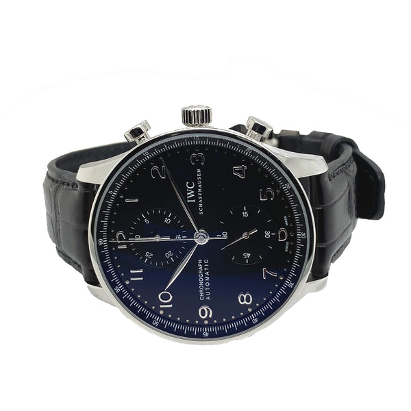 IWC Portugieser Chronograph IW371447 - Certified Pre-Owned