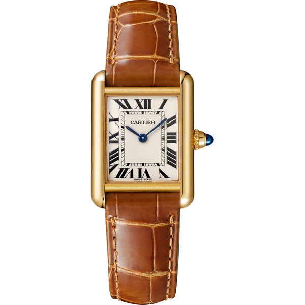 Tank Louis Cartier watch, small model W1529856