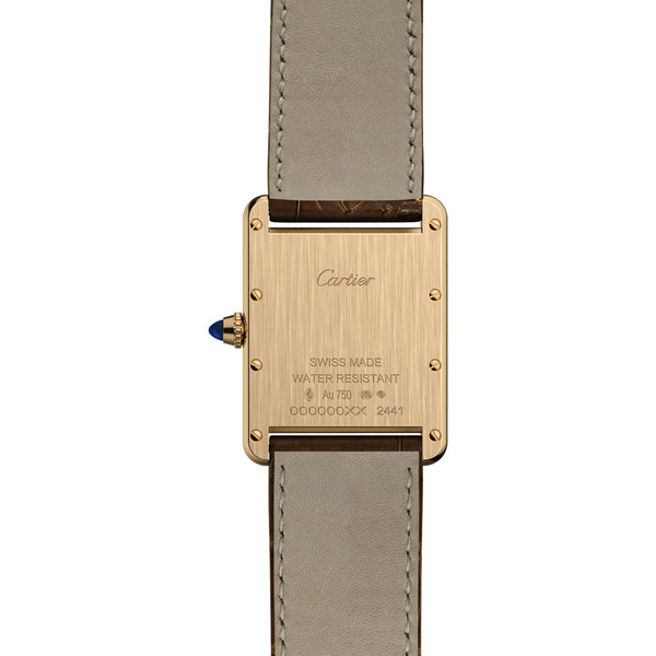 Tank Louis Cartier watch, large model W1529756