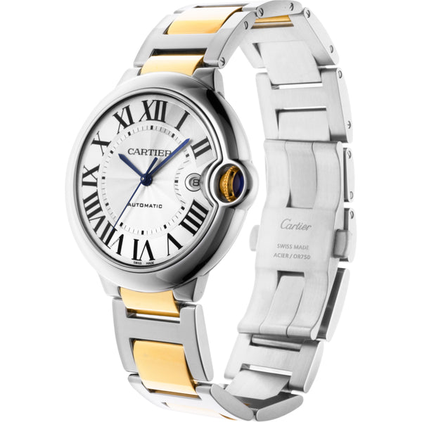 Ballon Bleu de Cartier watch, 42 mm W69009Z3