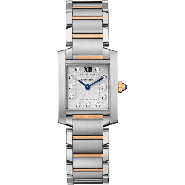 Cartier Tank Française watch WE110004