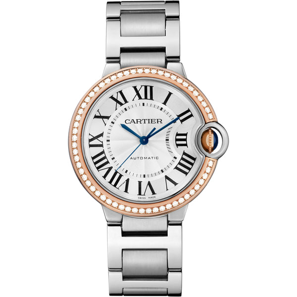 Ballon Bleu de Cartier watch, 36mm WE902081