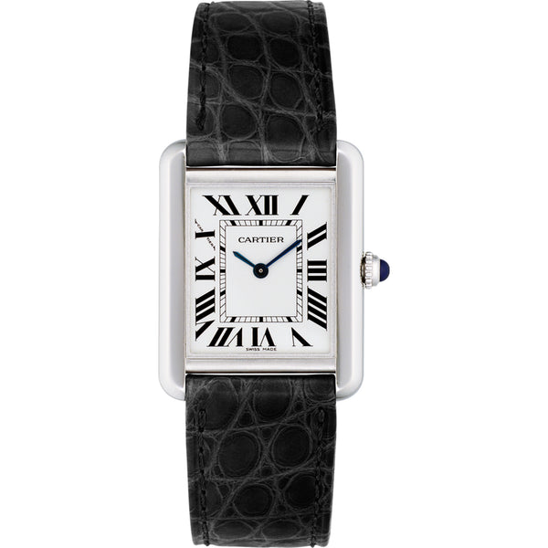 Cartier Tank solo watch, small model W5200005