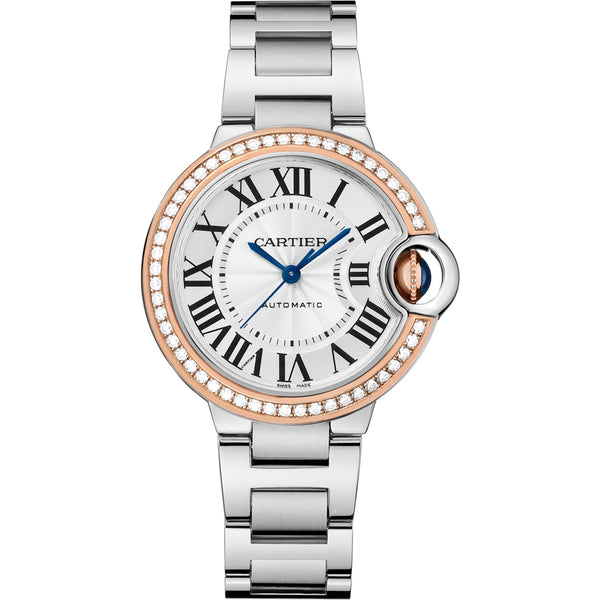 Ballon Bleu de Cartier watch, 33mm WE902080