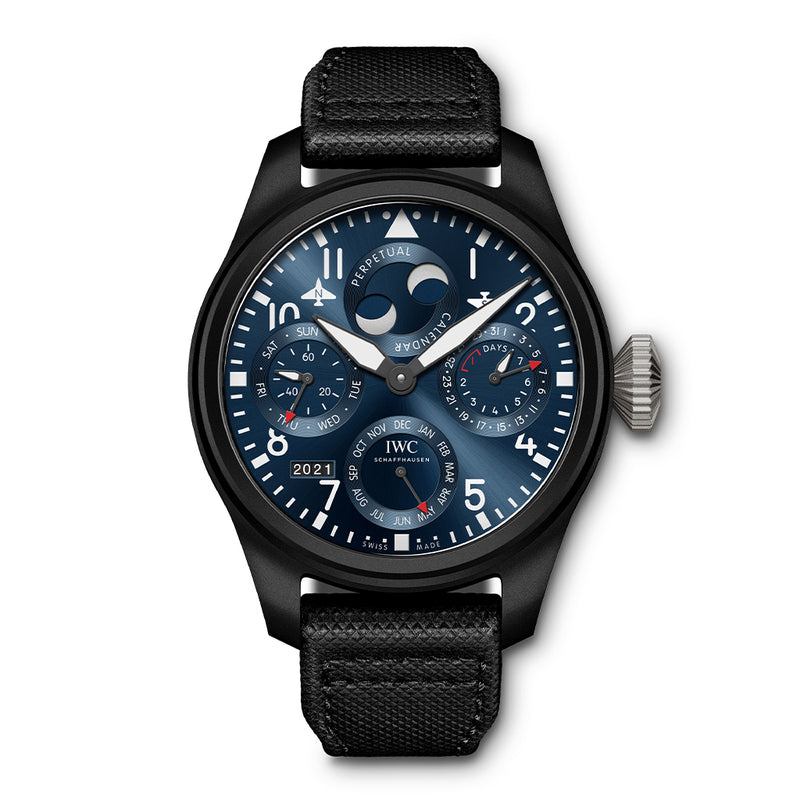 "BIG PILOT'S WATCH PERPETUAL CALENDAR EDITION ""RODEO DRIVE"" IW503001"