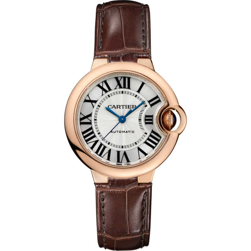 Ballon Bleu de Cartier watch 33 mm W6920069