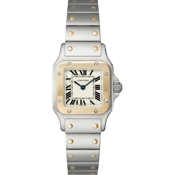 Santos de Cartier Galbée Watch SM W20012C4