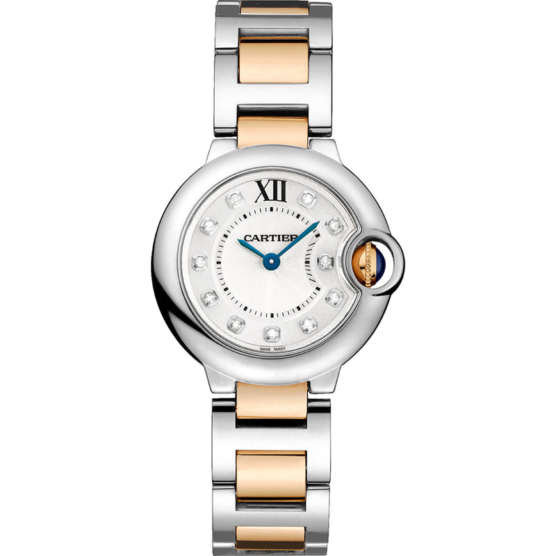 Ballon Bleu de Cartier watch, 28 mm WE902030