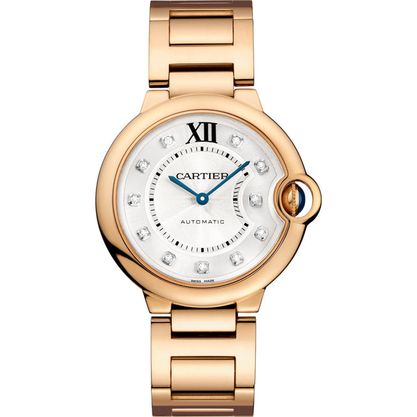Ballon Bleu de Cartier watch, 36 mm WE902026