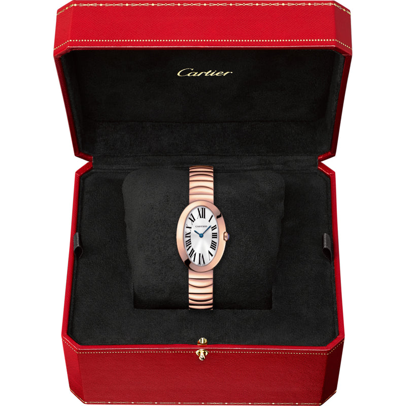 Cartier Baignoire watch, small model W8000005