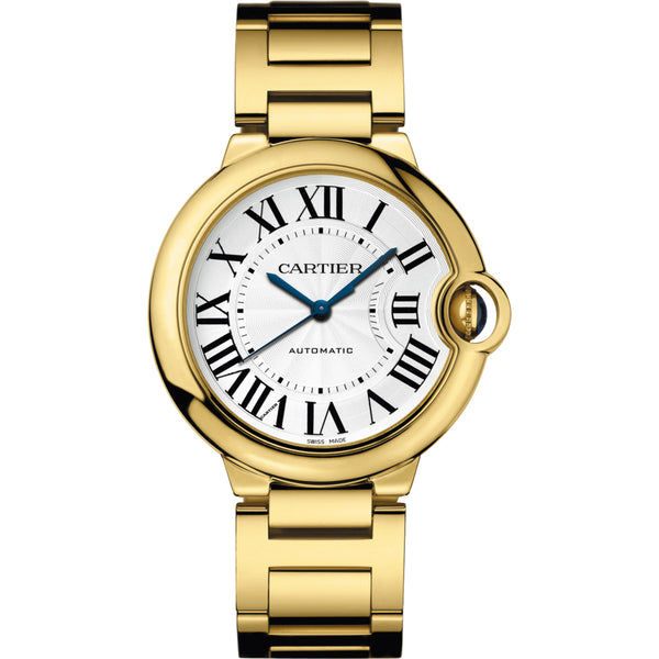 Ballon Bleu de Cartier watch, 36 mm W69003Z2