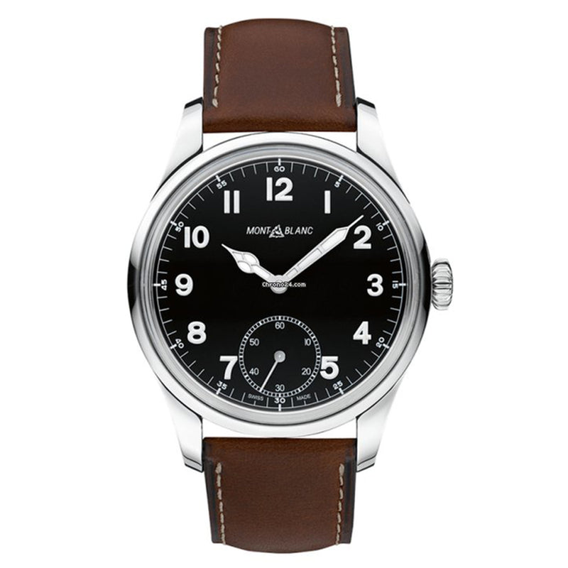 Montblanc 1858 Manual Small Second - MB112638