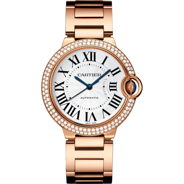 Ballon Bleu de Cartier watch, 36 mm WE9005Z3