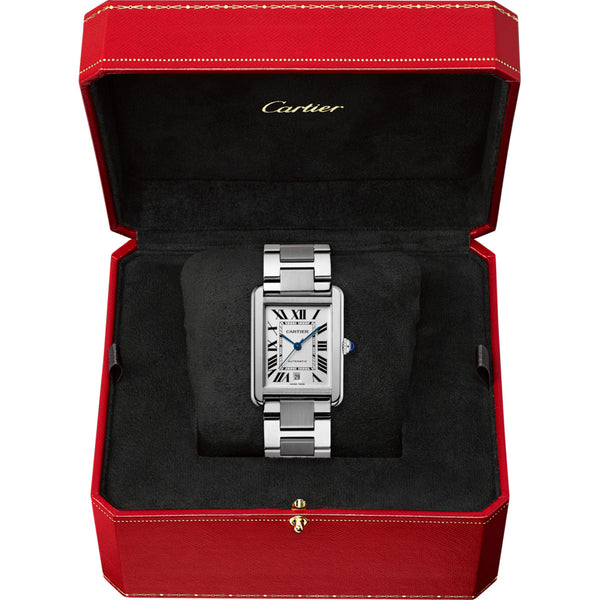 Cartier Tank Solo watch, extra-large model W5200028