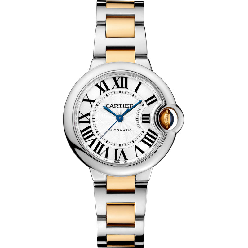 Ballon Bleu de Cartier watch, 33 mm W6920099