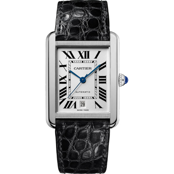 Cartier Tank Solo watch, extra-large model W5200027